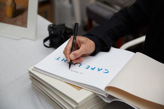 Paris Photo 2017 - BOOK SIGNINGS