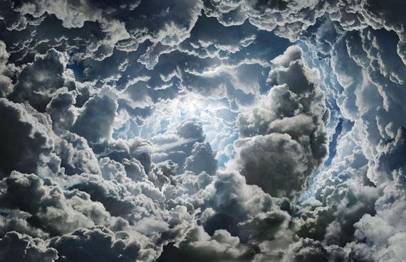 SEB JANIAKThe Kingdom Above, 2010 Chromogenic printcm 115 x 177Unique© SEB JANIAK – COURTESY GALERIE PIECE UNIQUE, PARIS