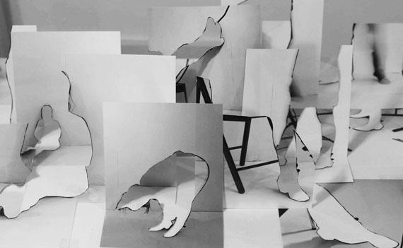 Franz Bergmüller: aus der Serie Studio Stills, 2017Pigment Print, 30 × 45 cm