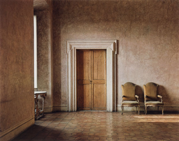 Villa Medici, Hall, Rome, 1982