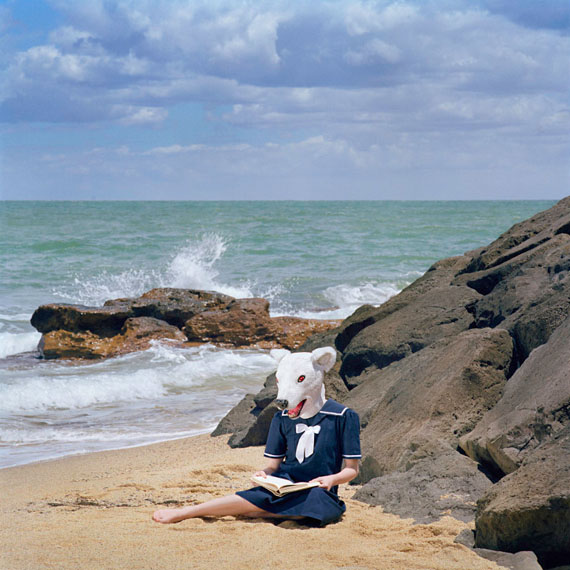 © Polixeni Papapetrou, The Reader, 2009