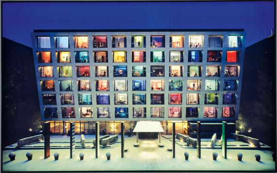 Kim In SookSaturday Night, 2007/2010Lightbox157.5 x 251 x 16 cm (total dimensions)Estimate € 30.000 - 40.000Lot 645 / Auction 1100 Contemporary Art + Photography