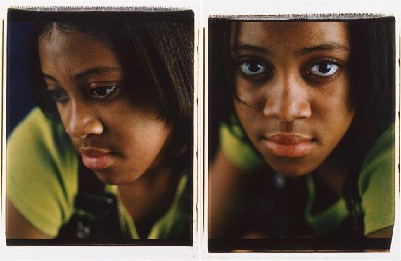 DAWOUD BEYMarsha, 1998Polacolor ER photograph30 3/10 × 46 1/2 in, 77 × 118 cmCourtesy Galerie Nordenhake; Stockholm, Berlin