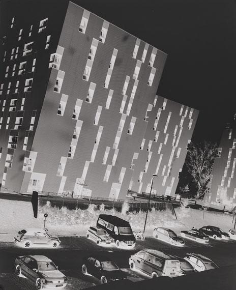 Werner Schnelle: Häuser, Autos, Wien, 2012