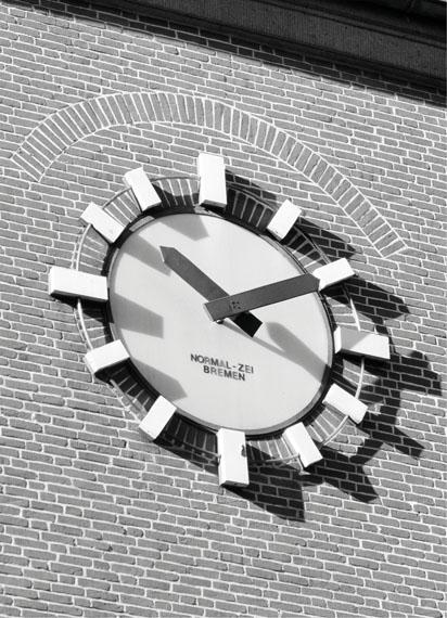Michael Schmid: Uhr, 2015