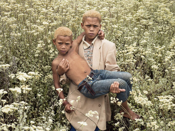 © Pieter Hugo, Portrait #16, South Africa, from the series '1994', 2016 / courtesy Cokkie Snoei, Rotterdam