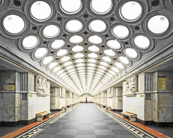 David Burdeny: Elektrozavodskaya Station, Moscow, Russia, 2015