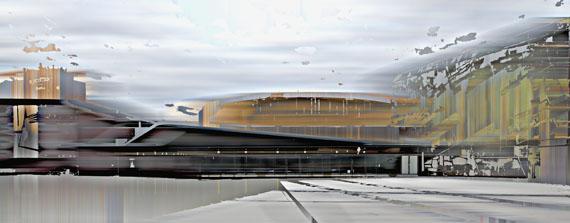 Sabine Wild: Liederhalle Stuttgart