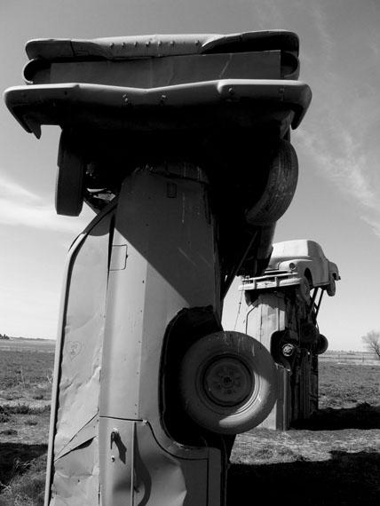 Carhenge, Alliance, Nebraska, 2012© James Hendricksen