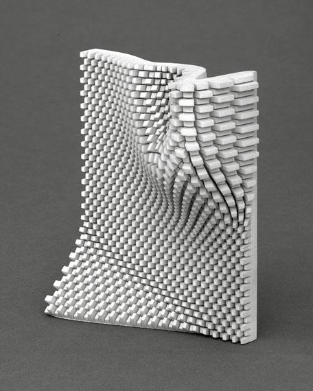 Michael Reisch: Ohne Titel (Untitled), 17/013_Version2, 2018, 75 x 60 cmArchival Ink Jet/Frame(Wood)/Museum Glass, Edition 6 + 2 AP