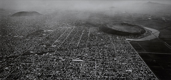Balthasar Burkhard: Mexico City, 1999 © Estate Balthasar Burkhard