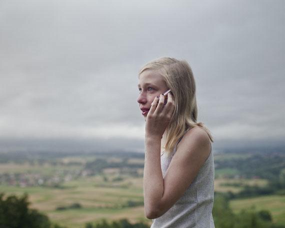 Anna Grzelewska: Serie Julia Wannabe, 2015 © Anna Grzelewska