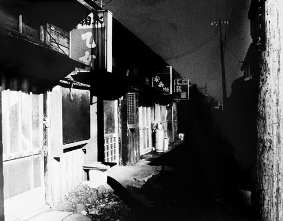 Aomori, 1978 © Daido Moriyama, courtesy Michael Hoppen Gallery