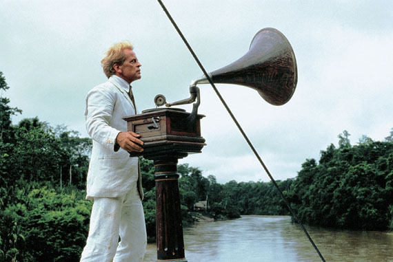 "© Beat Presser, Film still aus ""Fitzcarraldo"", 1981"