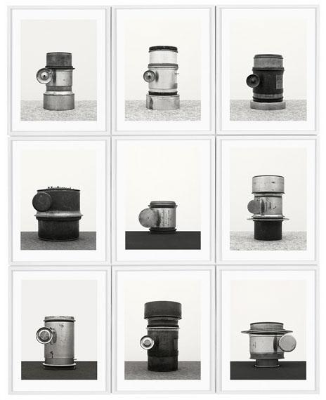 "Isabelle Le Minh""# 9.1"", aus der Serie ""Objektiv, after Bernd & Hilla Becher"", 2015Pigment Print on Fine Art Paper"