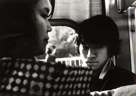 Daidō MoriyamaTokyo, 1980Silbergelatine Baryt, 24 x 29 cmCourtesy Sammlung Fotomuseum Winterthur© Daido Moriyama