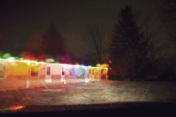 © Todd Hido, Untitled #10789-2109, 2012. Courtesy Alex Daniels, Reflex Gallery, Amsterdam