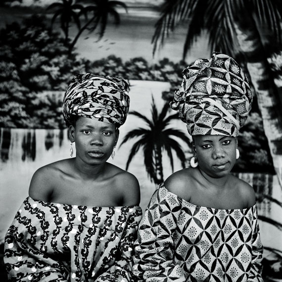 Adama Kouyaté Segou, 1977Photography 30 x 30 cmGalerie Jean Brolly