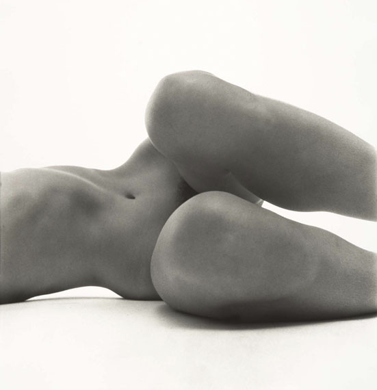 Irving Penn: Nude No. 58, New York, 1949-50 © The Irving Penn Foundation
