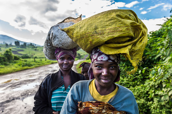 Virunga National Park Congo  © Michael Runkel