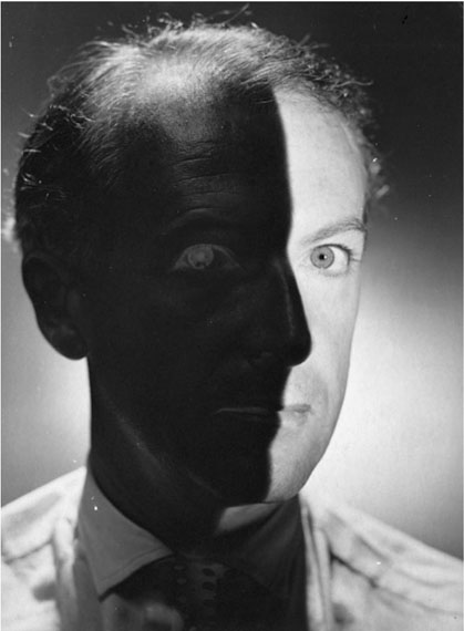 Erwin Blumenfeld, Cecil Beaton, 1937
