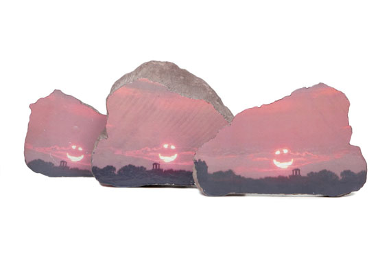 Lava LOL Sunset © Thomas Mailaender, courtesy Michael Hoppen Gallery
