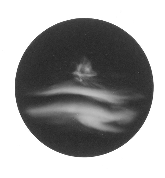 Jens Knigge: Aurora No. 6, 2015, Platinum Print