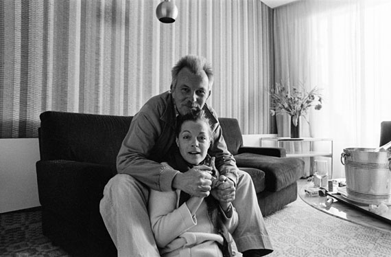 © Robert Lebeck: 'Romy & Bob', Quiberon 1981Courtesy Johanna Breede PHOTOKUNST