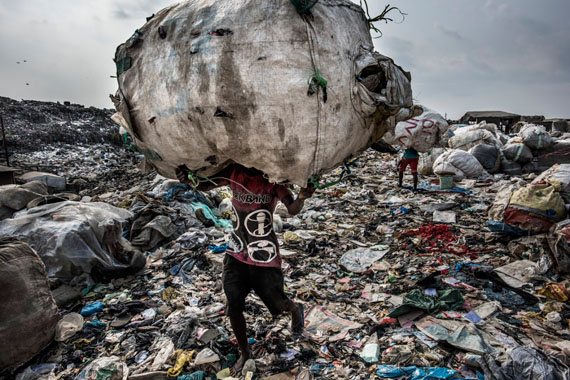 Kadir van Lohuizen / NOOR, Nigeria, Lagos, 27 January 2017 