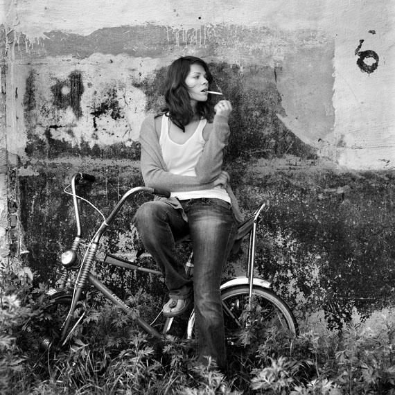 Olaf Heine: Jessica Schwarz, Berlin, 2007© Olaf Heine, Courtesy CAMERA WORK