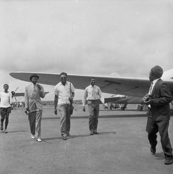 Pressefotografie und Archive in Afrika