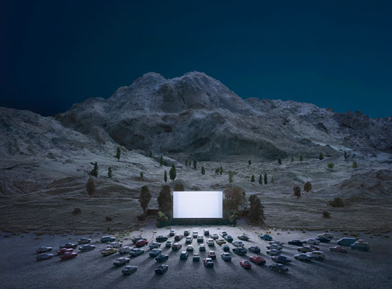 Thomas Wrede, The luminous Screen, 2015