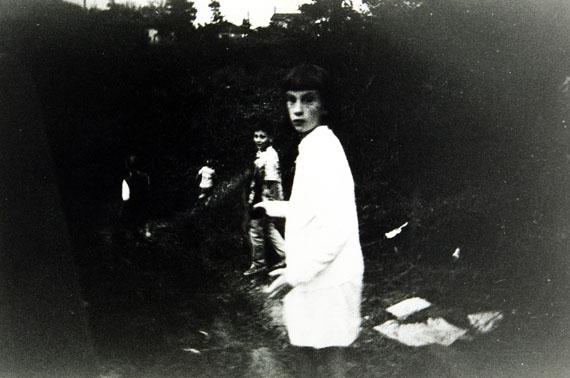 "Akihide TamuraYokohama, 1966, aus der Serie ""Base"", Silbergelatineabzug auf Baryt, © Akihide Tamura"