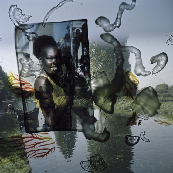 Stephen Gill, aus der Serie: Talking to Ants, 2009-2013/2013, Archival pigment print© Stephen Gill / Courtesy Christophe Guye Galerie, Zürich