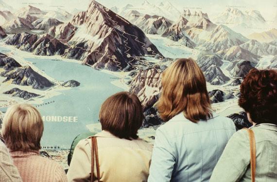 Luigi GhirriSalzburg, 1977C-Print, 14,5 x 23,3 cm© Eredi Luigi Ghirri