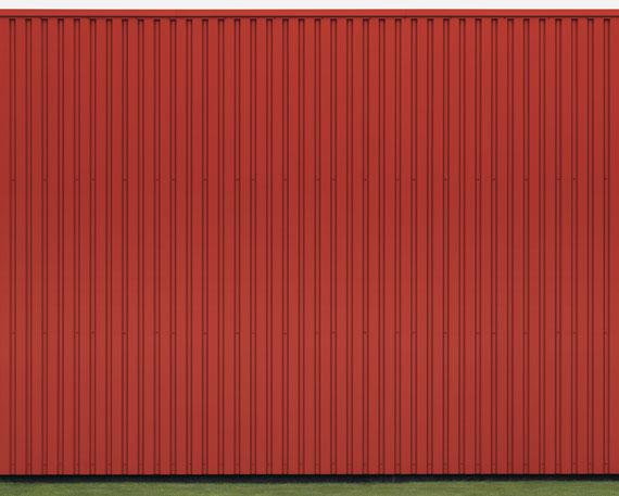 Hans-Christian Schink: Sanitz, 2005, C-Print/Diasec, 183 x 216,9 cm, DZ BANK [KUNSTSAMMLUNG]© Hans-Christian Schink, 2018