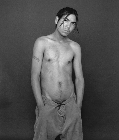 Pedro SlimDurango 1144, 1999gelatin silver print, vintage, 20,5 x 20,5 cm© Pedro Slim, courtesy Galerie Esther Woerdehoff