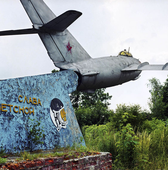 Deutschland, Großenhain. Sowjetischer Luftwaffenstützpunkt; 1998 © Martin Roemers