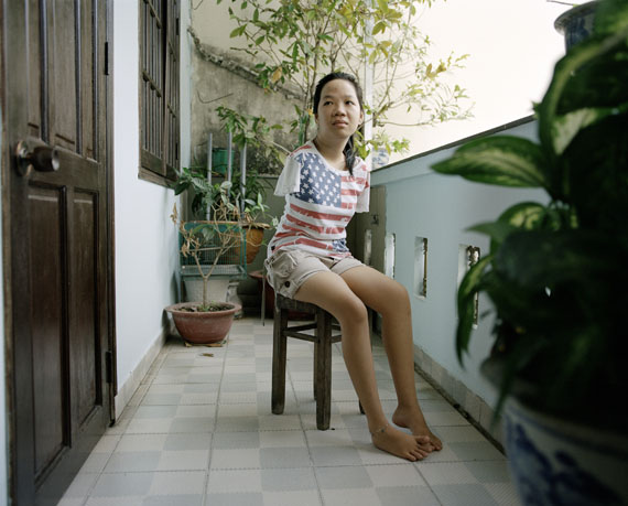 Mathieu Asselin: Ho Chi Minh City, Vietnam, 2015, aus dem Projekt Monsanto: A Photographic Investigation