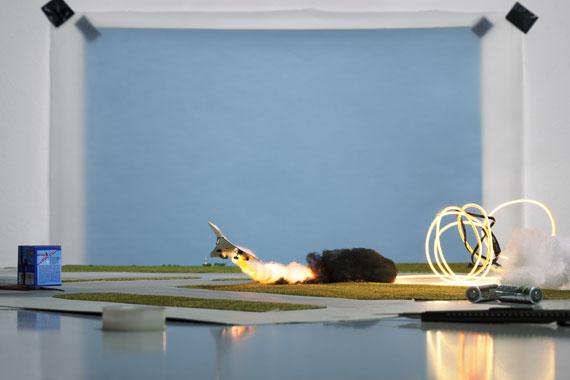 "Making of ""Concorde"" (von Toshihiko Sato, 2000), 2013 © Jojakim Cortis & Adrian Sonderegger"