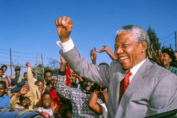 © Louise Gubb, Feier, 27. Mai 1993, Südafrika