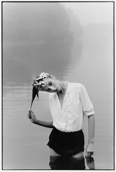 © Ute Mahler, Julia, 1979, Vintage Print, 60 x 50 cm