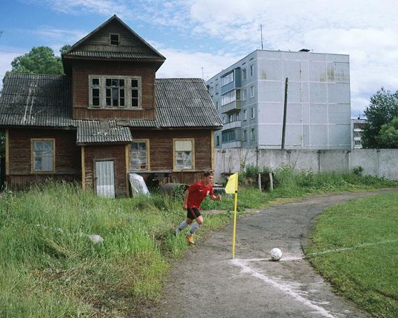 Novikov Sergey. Grassroots. Bologoe, Tver region, 2013