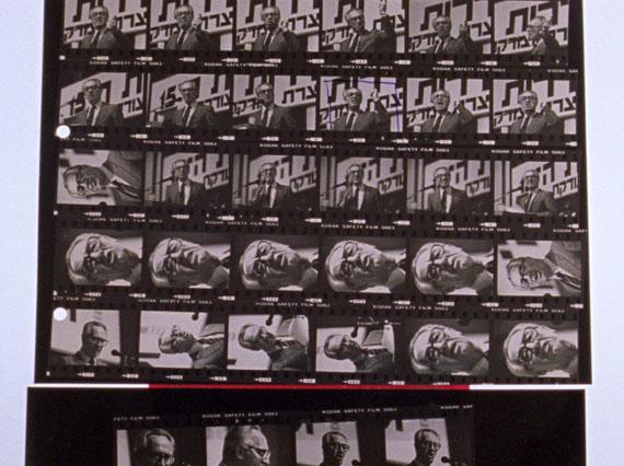 Sirah Foighel Brutmann & Eitan Efrat: Printed Matter, 2011, 30min, 16mm / HD video, Videostill© Sirah Foighel Brutmann/Eitan Efrat