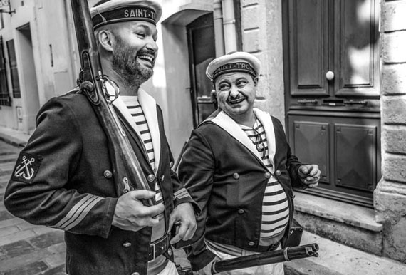 Mario Marino: Les copains, 2017