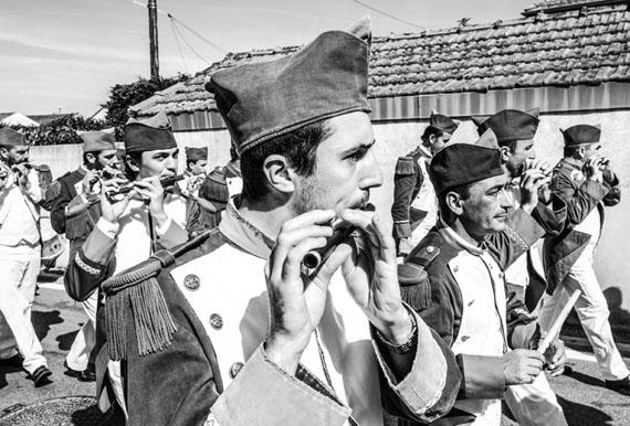 Mario Marino: Les joueurs de flûte, 2017