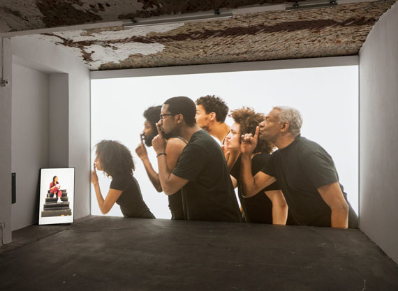 Grada Kilomba, ILLUSIONS Vol. II, OEDIPUS, 2018, 