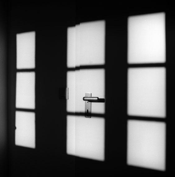 Péter Nádas: Fenster auf der Tür, 2002, Kunsthaus Zug, Schenkung des Künstlers © Péter Nádas