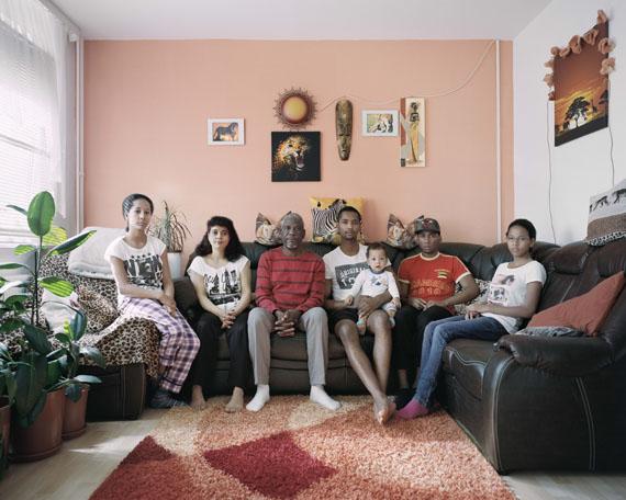 Malte Wandel: Sarah, Miguel und Jamal, 2015-aktuell © Malte Wandel