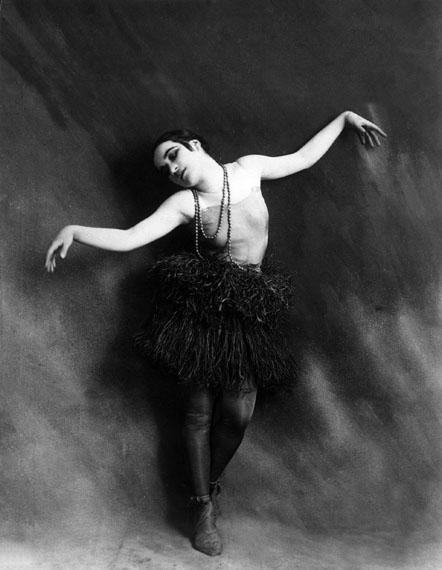 "Valeska Gert: ""Samoan Dance""Photo: not specified © ullstein bild"